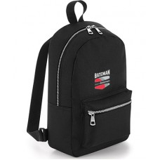 Metallic Zip Mini Back Pack